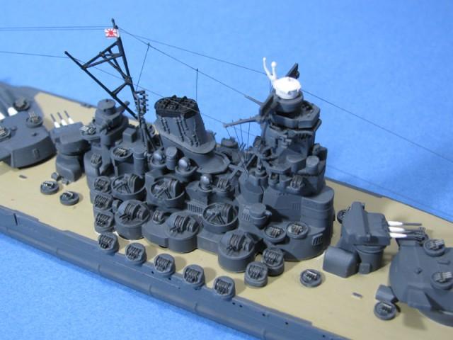 大和艦上構造物